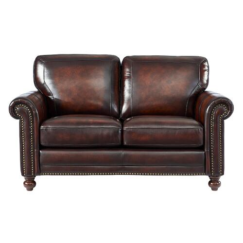 Leather Italia USA - Hampton Collection 7160 -Loveseat