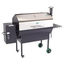 See Details - Jim Bowie Grill - Stainless Steel With Wifi