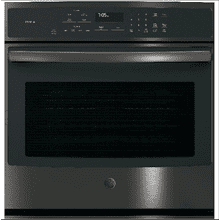 GE Profile Self-cleaning True Convection Single Electric Wall Oven