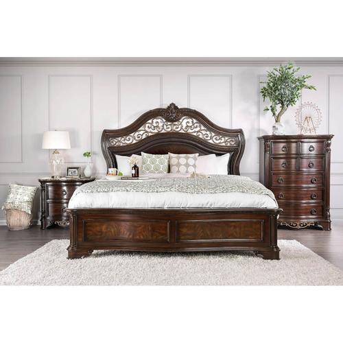 Packages - Menodora 4Pc Cal King Bed Set