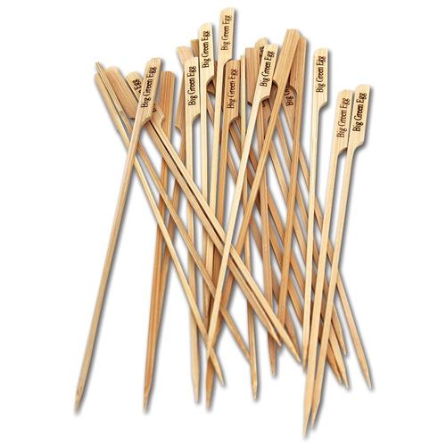 BGE All Natural Bamboo Skewers (25 per pack)