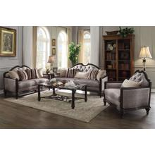 Acme Furniture 53770 Azis Collection (Bedroom, Livingroom, Diningroom)