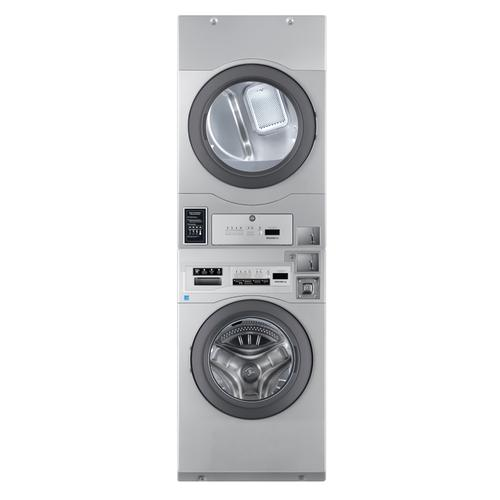 Crossover 2.0 By Wascomat - Crossover 2.0 Stacked Washer and Electric Dryer