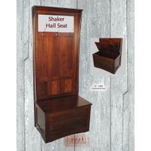 Shaker Hall Seat