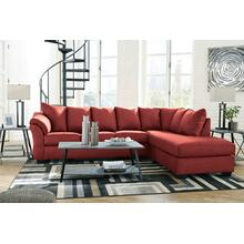 Darcy Salsa 2pc. L-shaped Sectional