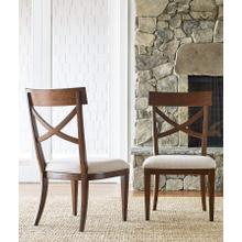 Rachael Ray - Upstate - X-Back Side Chair