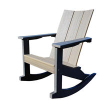 See Details - Stanton Rocking Adirondack Chair