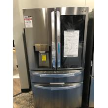**WEST LOCATION** 30 cu. ft. Smart wi-fi Enabled InstaView™ Door-in-Door® Refrigerator with Craft Ice™ Maker **SCRATCH OR DENT ITEM 1 YEAR WARRANTY**