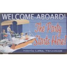 See Details - Welcome Aboard