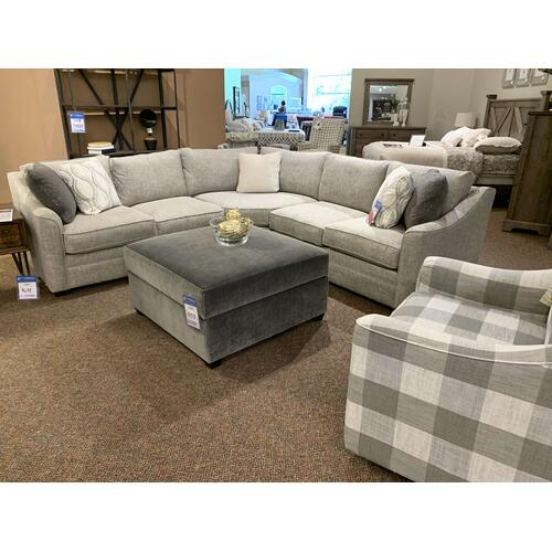 F9 Grey Sectional Customizable - Top Seller!