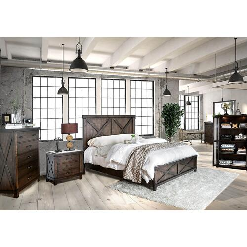 Bianca 4Pc Eastern King Bed Set