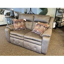Inspire Reclining Love Seat - Discontinued / As Is