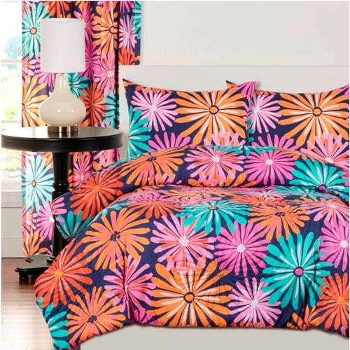 """""""Dreaming of Daisies"""" Crayola Comforter Sets Twin"""