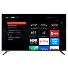 "JVC 65"" Class 4K UHD 2160p LED Roku Smart TV"