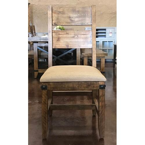 Urban Rustic Dining Chair