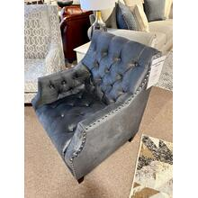 See Details - Norway Charcoal Accent Chair