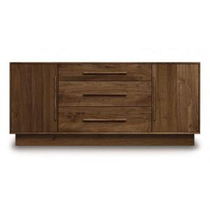 """Gallery - MODULUXE 29"""" 1 DOOR ON EITHER SIDE OF 3 DRAWERS DRESSER"""