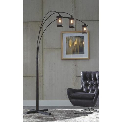 CLEARANCE Maovesa Metal Arc Lamp