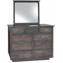 Briarwood- Mayfield 9 Drawer Dresser