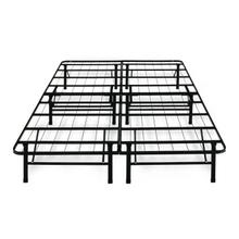 Cal King Size Metal Platform Bed Frame