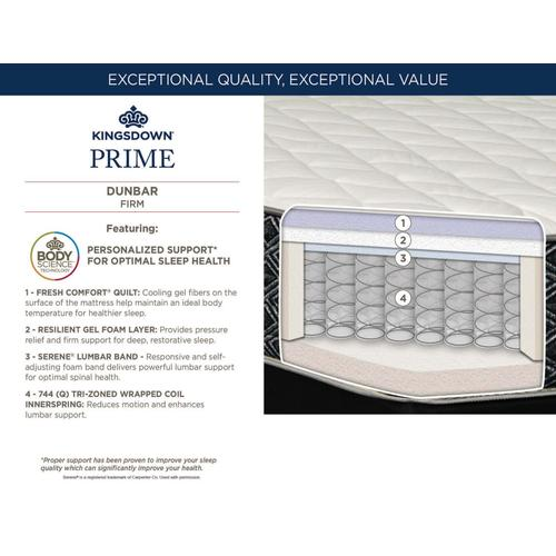 Prime Collection - Dunbar Firm