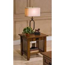 Logan Occasional End Table