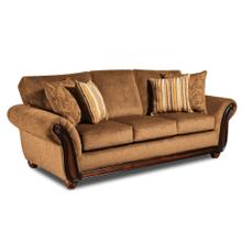 Cornell Chestnut Sofa