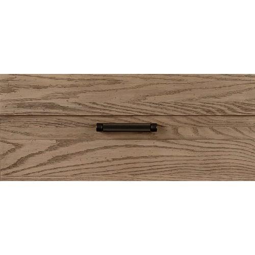 Centennial Solids - Highlands 5-Drawer Chest in Sandstone Finish