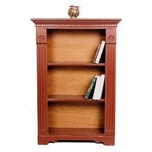 Small Colonial Bookcase