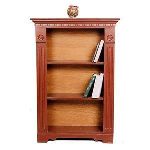 Small Colonial Bookcase