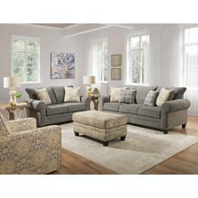 See Details - Storm Gray Sofa #4173SG