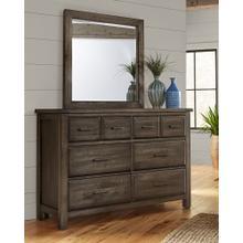 Chestnut Creek - Dresser & Mirror