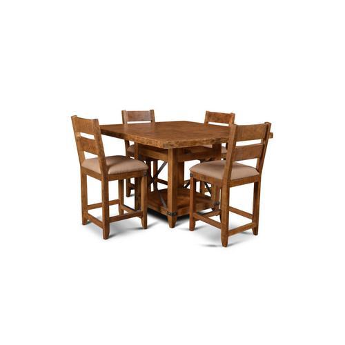 "Urban Rustic 55"" Counter Table"