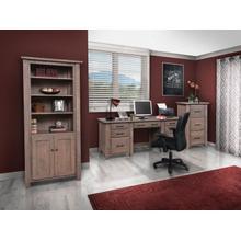 See Details - Barn Door Office