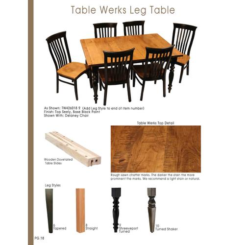 Table Works Table