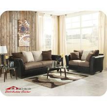Ashley 14201 Masoli - Mocha Living room set Houston Texas USA Aztec Furniture