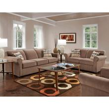 1210 Washington Living Room Spellbound Chocolate Houston Texas USA Aztec Furniture