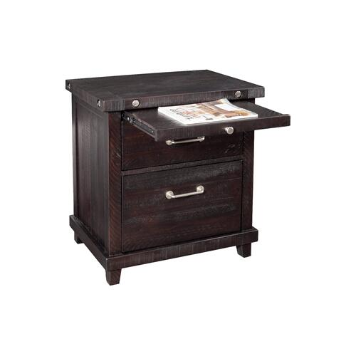 Product Image - INDUSTRIAL CHARMS NIGHTSTAND