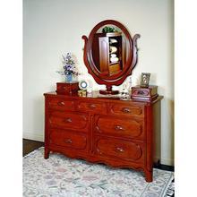 Lillian Russell 2302 Double Dresser