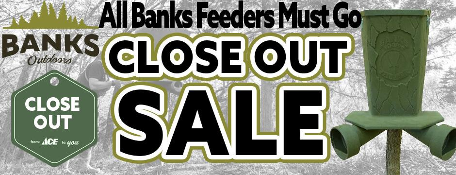 Bank Outdoors Banks Deer Feeders
