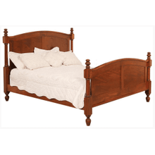 Paneled Frame Bed