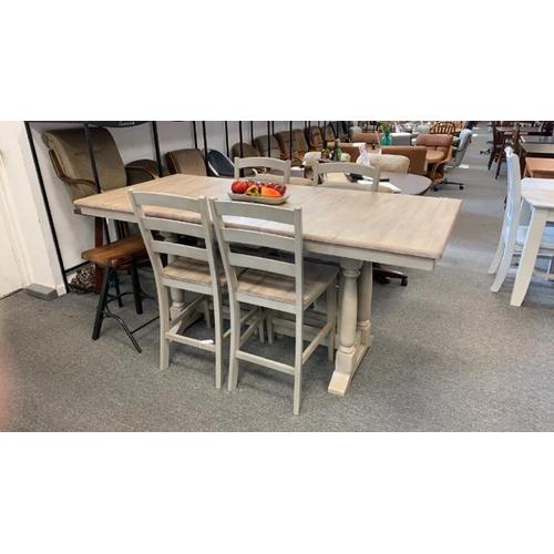 """In Stock Specials - WO """"Ridgewood"""" 5 Piece High Dining Set"""