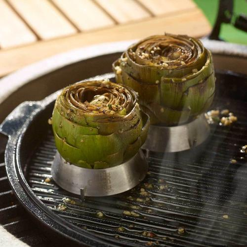 Stainless Steel Grilling Rings (set of 3)