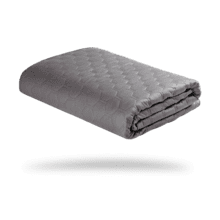 See Details - Hyper-Cotton Weighted Blanket
