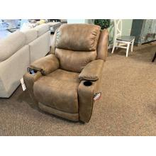 Power Recliner with Lumbar