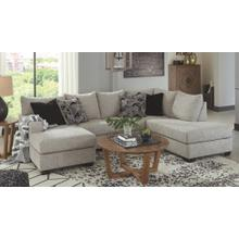 Ashley Laf Sofa Chaise & Raf Corner Chaise Living Room Set