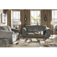 Azaline- Slate Sofa and Loveseat