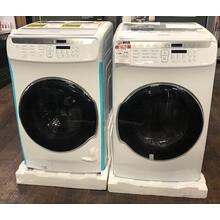 WV9600 5.5 Total cu. ft. FlexWash Washer AND 7.5 cu. ft. FlexDry Electric Dryer SET