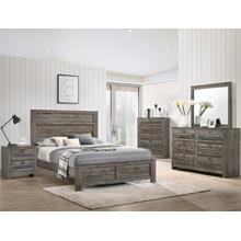 See Details - Crown Mark Bateson Queen Bedroom