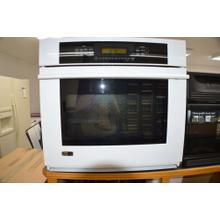 """See Details - 30"""" Self Cleaning Convection Oven (White)"""